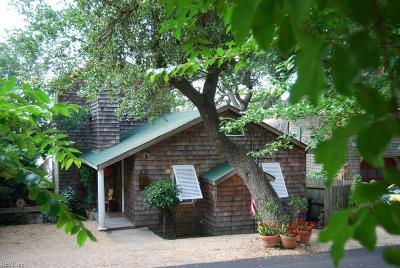 Virginia Beach Single Family Home New Listing: 2618 W Chubb Lake Ave