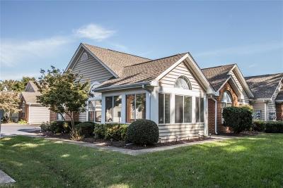 Yorktown Single Family Home New Listing: 526 Timberline Loop