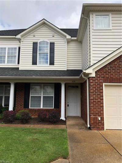 Virginia Beach Single Family Home New Listing: 3474 Winding Trail Cir