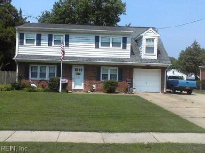 Hampton Single Family Home New Listing: 451 Whealton Rd