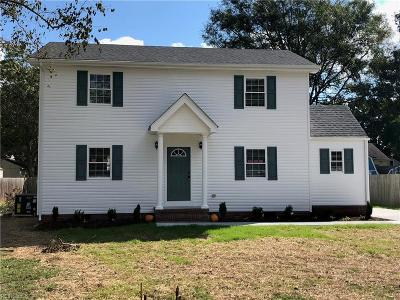 Portsmouth Single Family Home New Listing: 4 Maurice Ave
