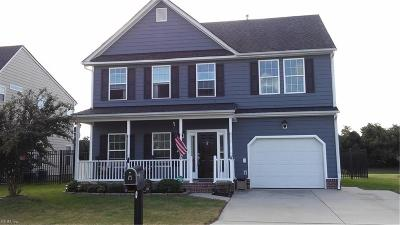 Suffolk Single Family Home New Listing: 1066 Snead Dr