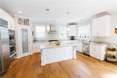 Virginia Beach Single Family Home New Listing: 810 Delaware Ave
