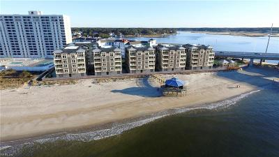 Virginia Beach Single Family Home Under Contract: 2325 Point Chesapeake Quay #4023