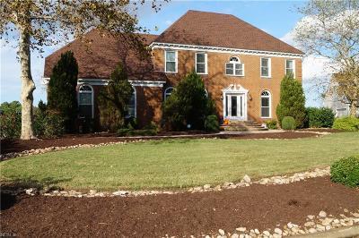 Virginia Beach Single Family Home New Listing: 2029 Thomas Bishop Ln