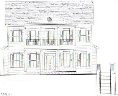 Williamsburg Single Family Home Under Contract: Lot 30 Settlers Market Blvd
