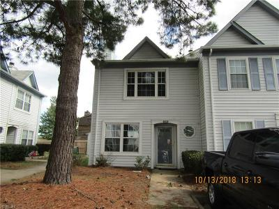 Virginia Beach Single Family Home New Listing: 4008 Salem Ter E