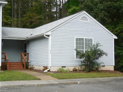 Williamsburg Single Family Home New Listing: 5408 Horan Ct