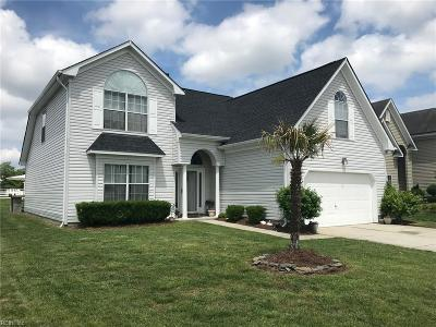 Virginia Beach Single Family Home New Listing: 2536 Seven Kings Rd