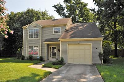 Hampton Single Family Home New Listing: 41 Eagles Lndg