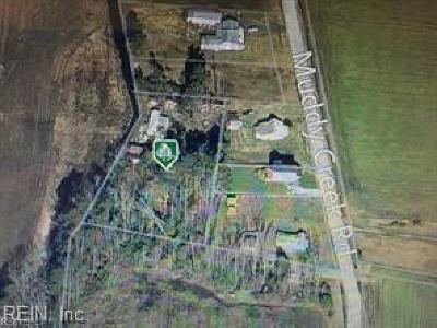 Virginia Beach Single Family Home New Listing: 4097 Muddy Creek Rd