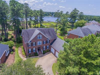 Chesapeake Single Family Home New Listing: 621 River Strand