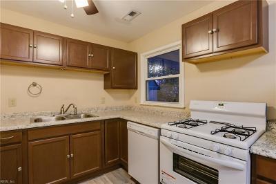 Hampton Single Family Home New Listing: 809 Morris St