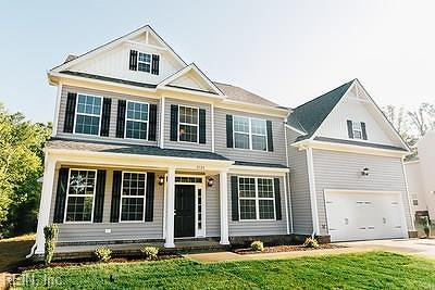Chesapeake Single Family Home New Listing: Mm Coco At Ida Gardens