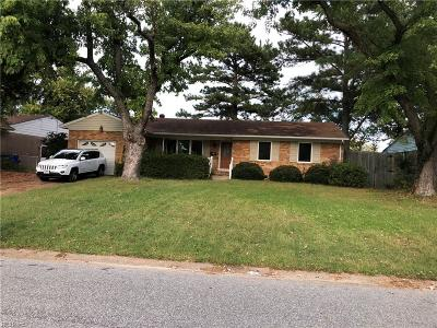 Norfolk Single Family Home New Listing: 412 Piping Rock Rd