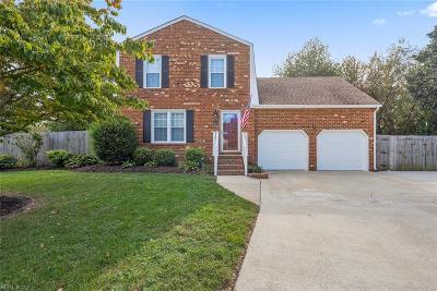 Chesapeake Single Family Home New Listing: 901 Lela Ln