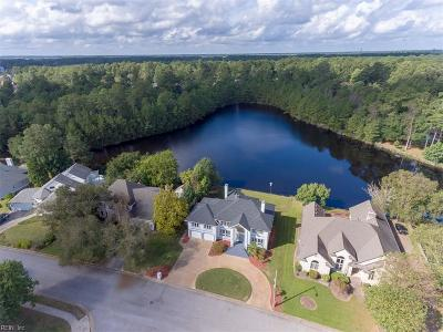 Chesapeake Single Family Home New Listing: 228 Marsh Island Dr