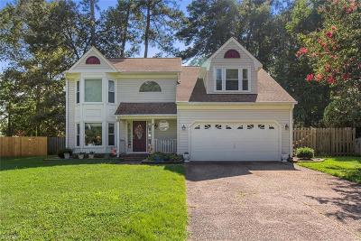 Yorktown Single Family Home New Listing: 113 Ivy Arch