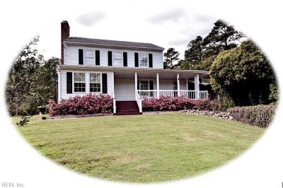 Williamsburg Single Family Home New Listing: 112 Jolly Pond Rd