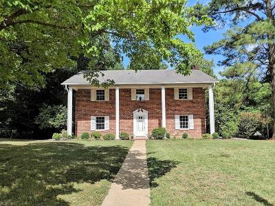 Yorktown Single Family Home New Listing: 102 Myers Rd
