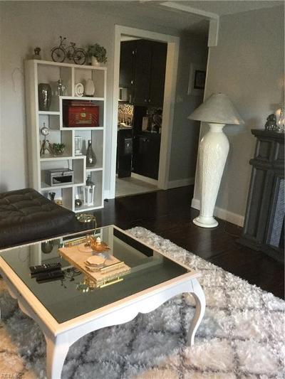 Norfolk VA Single Family Home New Listing: $140,000