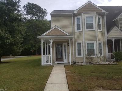 Yorktown Single Family Home New Listing: 106 Heather Way
