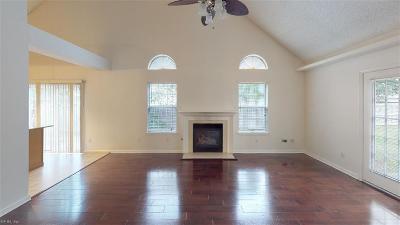 Newport News Single Family Home New Listing: 896 Holbrook Dr