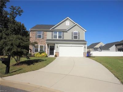 Newport News Single Family Home New Listing: 535 Leonard Ln
