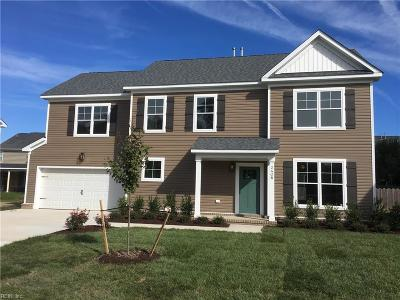 Virginia Beach Single Family Home New Listing: 2408 Sherborne Way