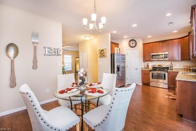 Hampton Single Family Home New Listing: 504 Clear Stream Ln