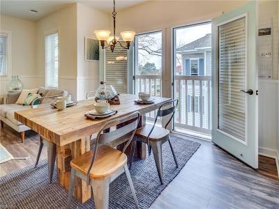 Norfolk VA Single Family Home New Listing: $220,000