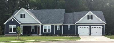 Chesapeake Single Family Home New Listing: 1312 McRowland Ln