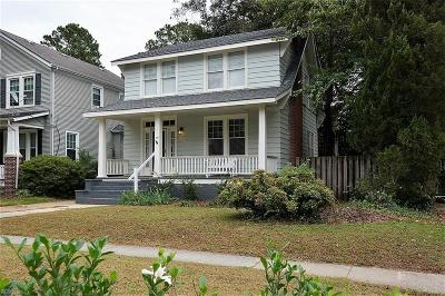 Norfolk Single Family Home New Listing: 1411 Lafayette Blvd