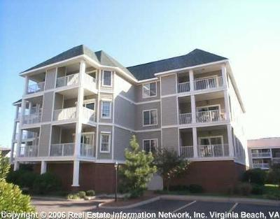 Virginia Beach Single Family Home New Listing: 2417 Ocean Shore Cres #301