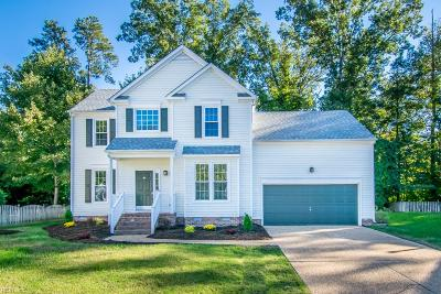 Williamsburg Single Family Home New Listing: 3449 Mallard Creek Rn