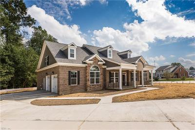 Yorktown Single Family Home New Listing: 300a Holly Point Rd