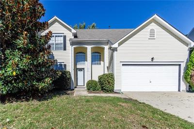 Newport News Single Family Home For Sale: 960 Holbrook Dr