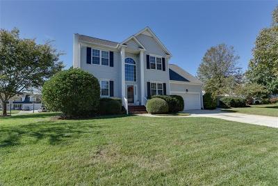 Virginia Beach Single Family Home New Listing: 2525 New Kent St