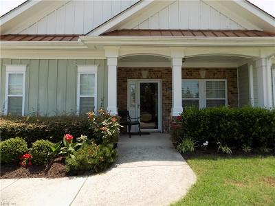 Chesapeake Single Family Home New Listing: 1523 Rosehill Dr