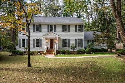 Virginia Beach VA Single Family Home New Listing: $649,900