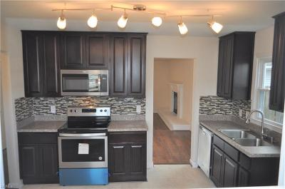 Virginia Beach VA Single Family Home New Listing: $224,900