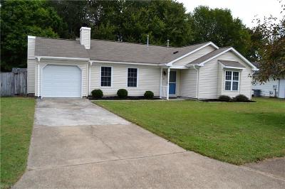 Hampton Single Family Home New Listing: 7 Easthill Ct