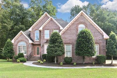 Chesapeake Single Family Home New Listing: 1510 Bateau Lndg