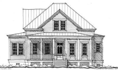 Williamsburg Single Family Home Under Contract: Lot 29 Settler's Market Blvd