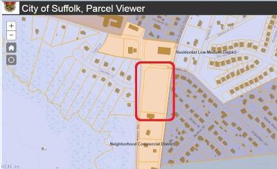 Suffolk Residential Lots & Land For Sale: 333 Suburban Dr