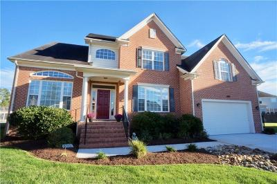 Virginia Beach Single Family Home New Listing: 2205 Knox Ct