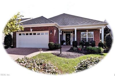 Williamsburg Single Family Home New Listing: 7008 Adams Ln