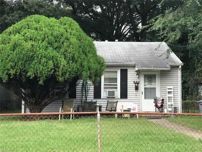 Hampton Single Family Home New Listing: 408 Marion Rd