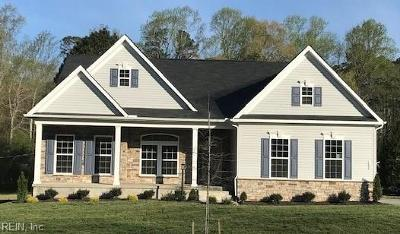 Yorktown Single Family Home Under Contract: 102 Crawford Rd