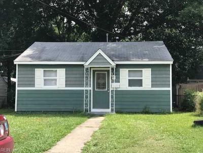 Hampton Single Family Home New Listing: 434 Smiley Rd